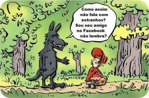 chapeuzinho facebook