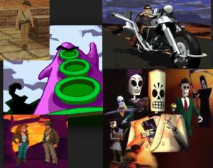 Adventure Games da LucasArts