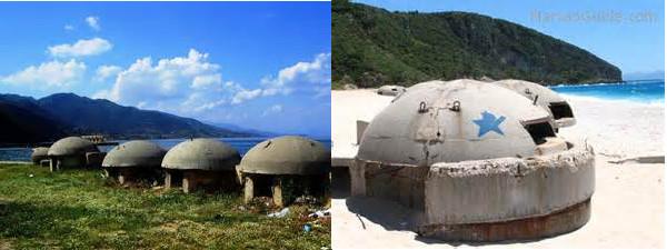 Bunkers na Albânia