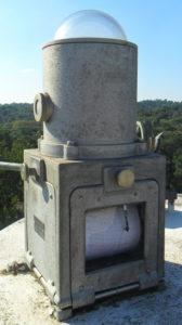 actinografo