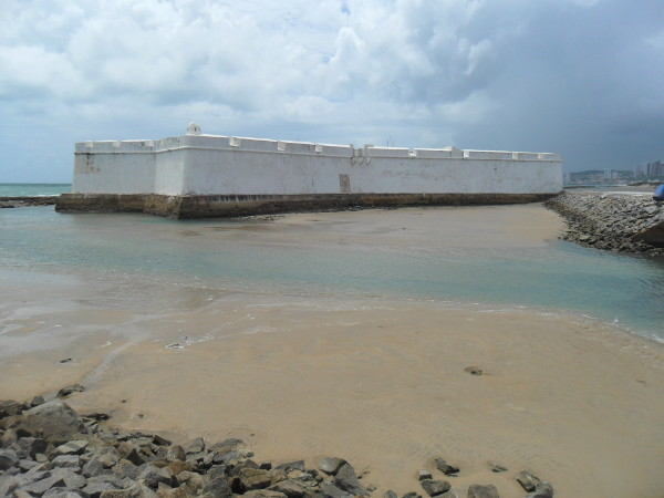 Fortaleza dos Reis Magos em Natal - RN. Foto: ViniRoger.