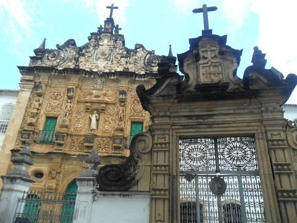 Igreja de São Francisco no Pelourinho em Salvador - BA. Foto: ViniRoger.