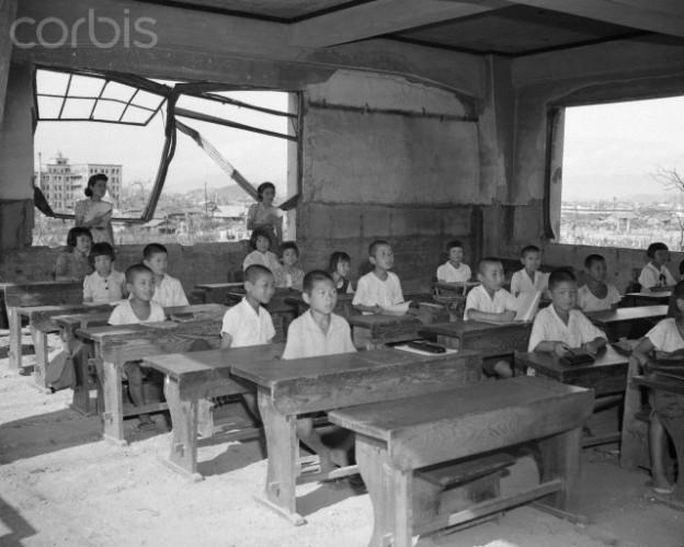hiroshima classroom