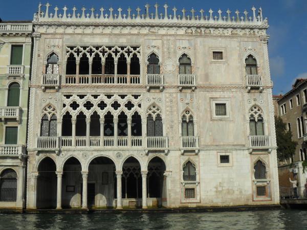 Palácio Ca' d'Oro. Foto: ViniRoger