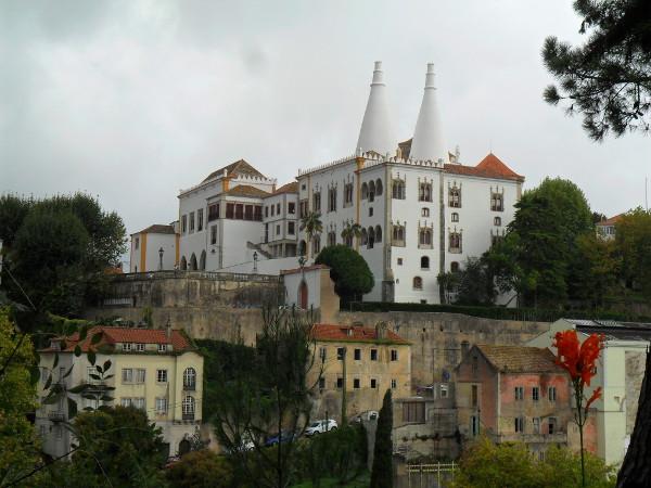 Palácio Nacional de Sintra. Foto: ViniRoger.