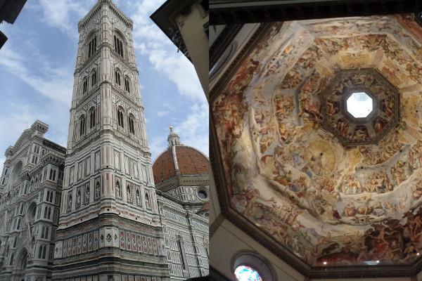 Catedral de Santa Maria dei Fiore, Florença. Fotos: ViniRoger.