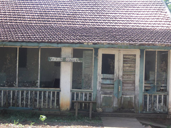 Hotel Zebu (Fordlândia, Pará).