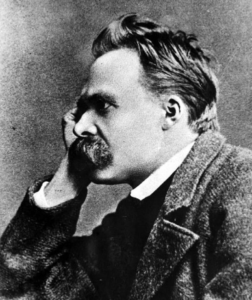 Friedrich Nietzsche (1844-1900): filólogo, filósofo, crítico cultural, poeta e compositor alemão.