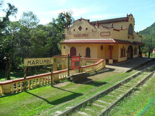 Estação Marumbi. Foto: ViniRoger.