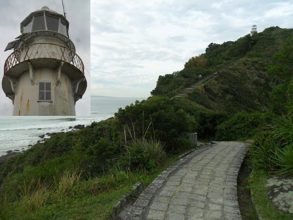 Farol das Conchas - Ilha do Mel. Fotos: ViniRoger.