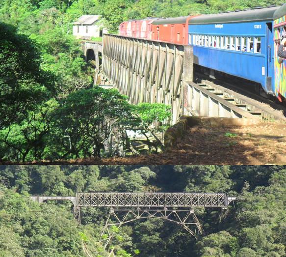 Ponte São João. Fotos: ViniRoger.