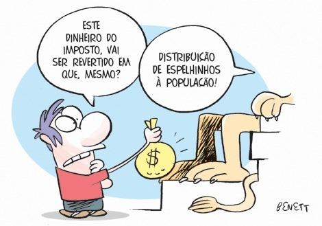 charge impostos