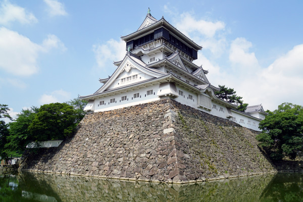 Castelo de Kokura. Fonte: Wikipedia