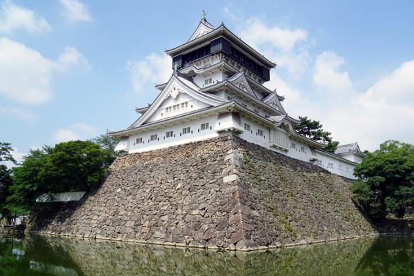 Kokura Castle Kitakyushu Japans