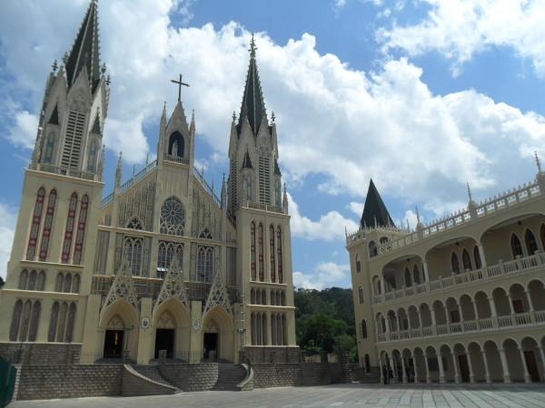 Basílica Menor de Nossa Senhora do Rosário e Seminário. Foto: ViniRoger