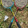 badminton raquetes