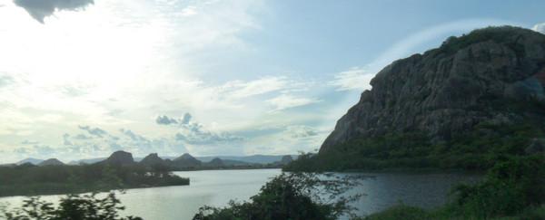 Lagoa dos Monólitos. Foto: ViniRoger
