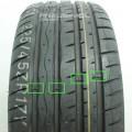 Quando o tread do pneu chegar ao mesmo nível que a barra, é hora de trocar seu pneu. Foto: Pneus Fácil.