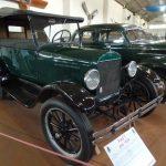 Ford T - primeiro carro feito em linha de produção