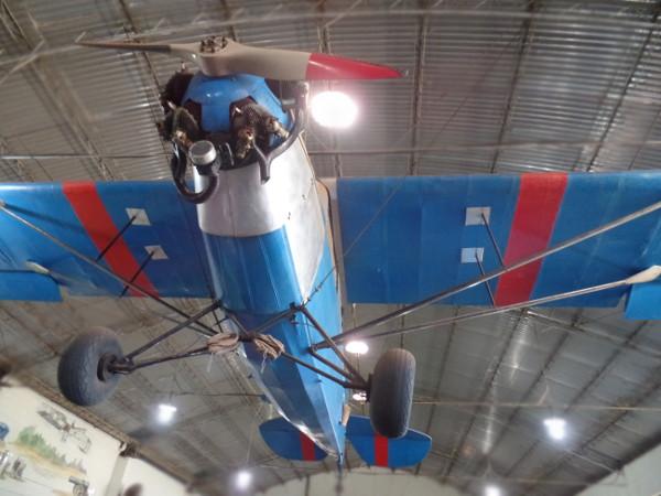 Rearwin 9000 Sportster do Museu Eduardo Matarazzo. Foto: ViniRoger