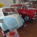 Romi-Isetta e Aerowillis (ambos de 1962)