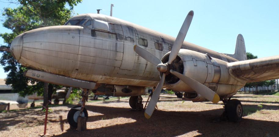 Saab 90 Scandia do Museu eduardo Matarazzo. Foto: ViniRoger