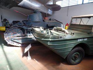 tanque anfibio