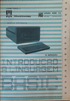 Livro sobre a linguagem BASIC. Foto: ViniRoger