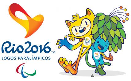 Resultado de imagem para logo paralimpiadas rio 2016