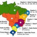 CEP regioes