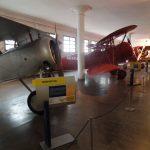 Nieuport e dois Wacos, aviões do início do século XX