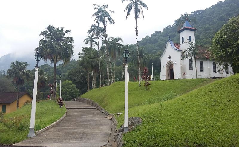 Capela N. Sra. da Conceição. Foto: ViniRoger