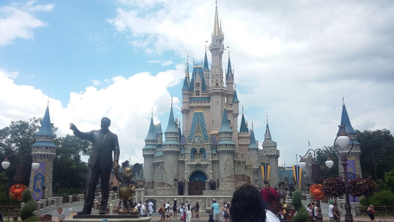 disney magick kingdom