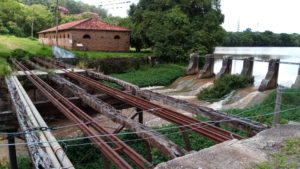 Selaria barragem