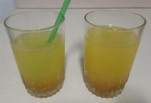 refri laranja caseiro
