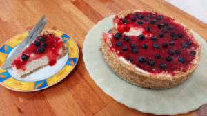 cheesecake kefir