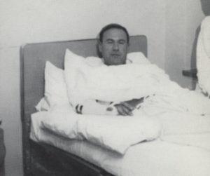 Rankin no hospital. Fonte: Check-six