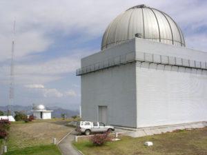 Observatório do Pico dos Dias. Foto: ViniRoger