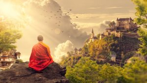 Meditação. Fonte: pixabay