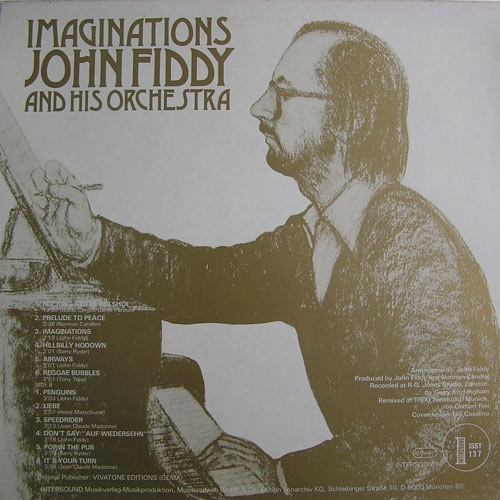 LP John Fiddy And His Orchestra - Imaginations