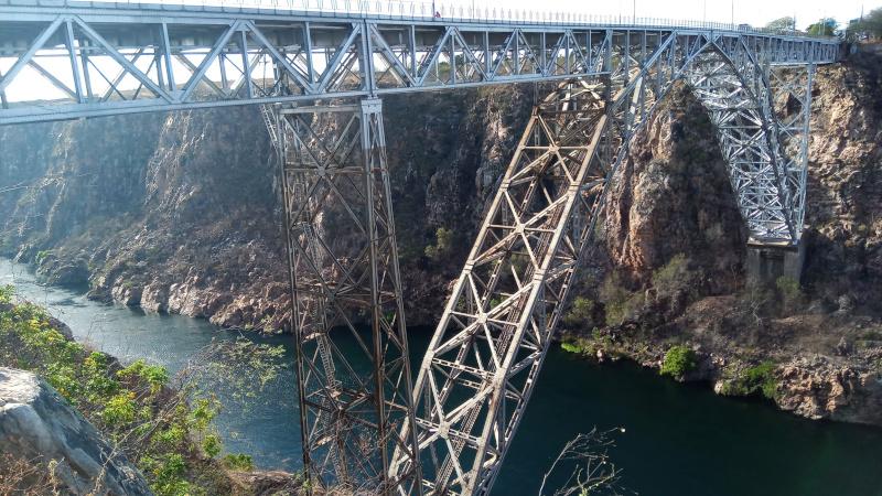 Ponte Dom Pedro II (metálica)