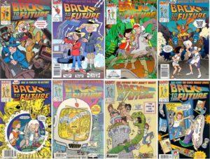 Revistas de histórias em quadrinhos. Fonte: Threadbits