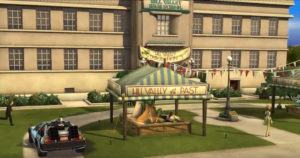 Hill Valley Science Expo (exterior)