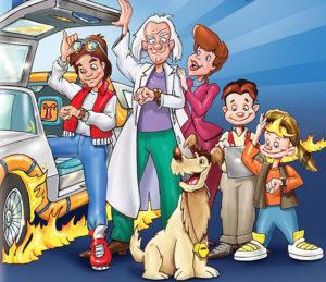 Personagens da série animada