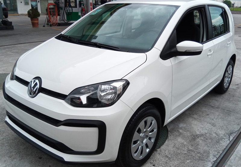 Volkswagen up! MADE IN TAUBATÉ. Foto: ViniRoger