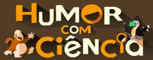 Logo do site Humor com Ciência