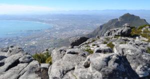 Vista norte sobre a Table Mountain. Foto: Vitor C. Pinto