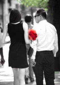 """Streets and Roses"", por Bardia Photography licenciada como CC BY-NC-ND 2.0"