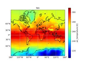 Mapa gerado com os dados e script do post