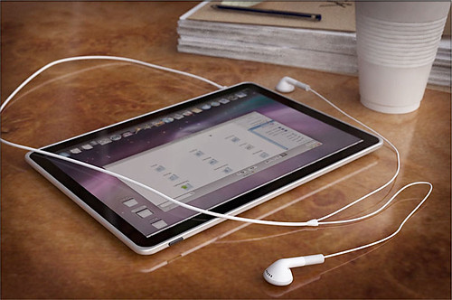Tablet Concept, por Photo Giddy - licença CC BY-NC 2.0